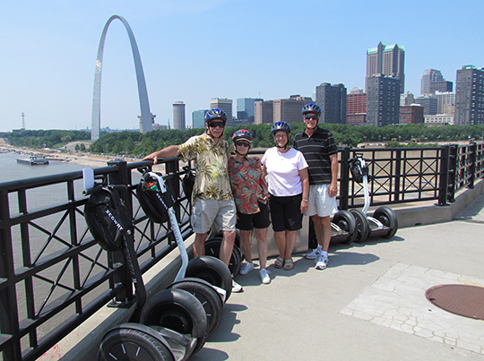 Downtown St. Louis Segway Tours